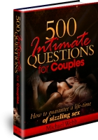 500 Intimate Questions For Lovers